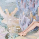 Meghan Collison ethereal Mulberry Spring 2013 campaign