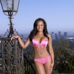 Mel B in Ultimo Lingerie Ad Campaign