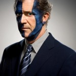 Mel Gibson Braveheart face