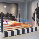 Memphis Boxing ring bed