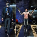 men fashion week Milan Philipp Plein disaster