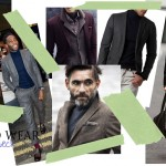 men style how to wear layered turtleneck