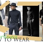 men style how to wear the turtleneck