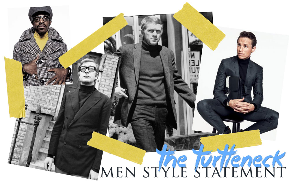 men style turtleneck