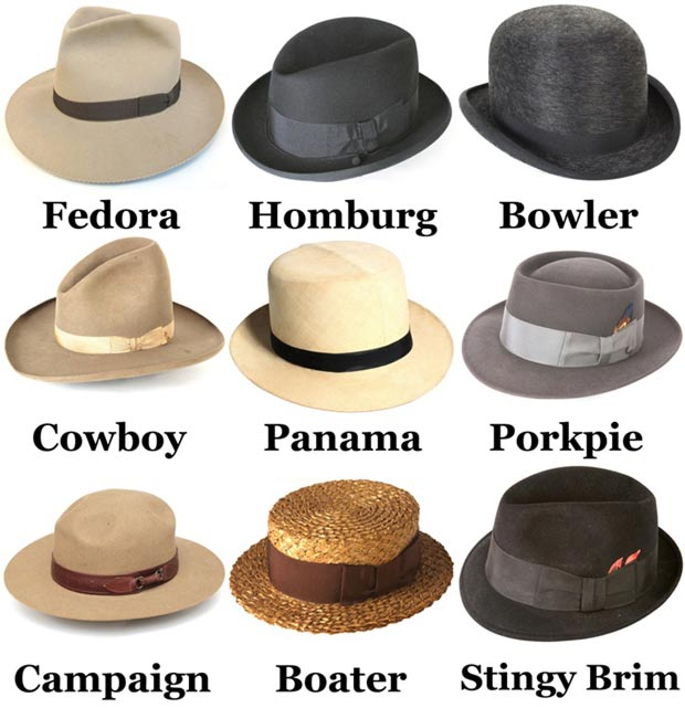 Different Types Of Hats For Men - Easter Seals Nebraska s camps   Respte  Programs 7882213cba51