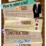 Men s wardrobe how to select tie