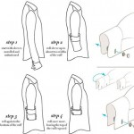 Men s wardrobe how to rolling sleeves placing cuffs
