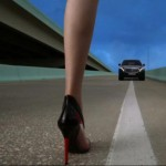 Mercedes Benz new S Classe fashion ad campaign