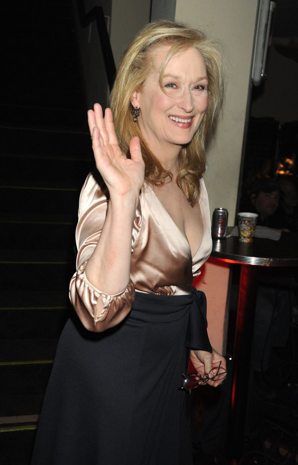 Meryl Streep Critics Choice Awards 2010 1