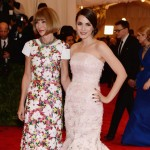 Met Gala 2013 fashion Anna Wintour Bee Shaffer