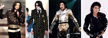 Michael Jackson Clothing Collection. Wait, what?