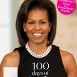 Michelle Obama's 100 Days Of Style