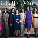 Michelle Obama Glamour Magazine December 2009
