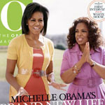 Michelle Obama Oprah O Magazine