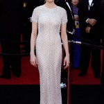 Michelle Williams Chanel dress 2011 Oscars 2