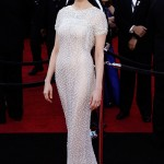 Michelle Williams Chanel dress 2011 Oscars 3