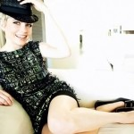 Michelle Williams Vogue October 2009 photo