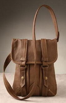 The Mike & Chris Langston Leather Skinny Side Bag Shopbop