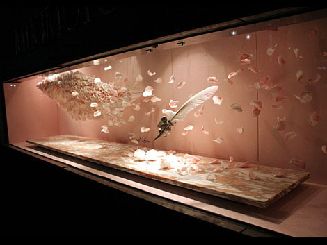 mikimoto Japan window