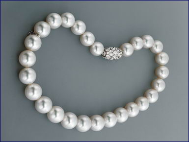 Mikimoto Million Dollar Cultured Pearl Necklace