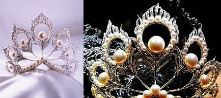 Mikimoto Miss Universe Crown