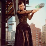 Milla Jovovich aiming to shoot Vogue Paris
