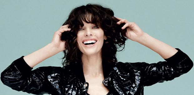 Milla Jovovich Vogue Turkey May 2013 preview