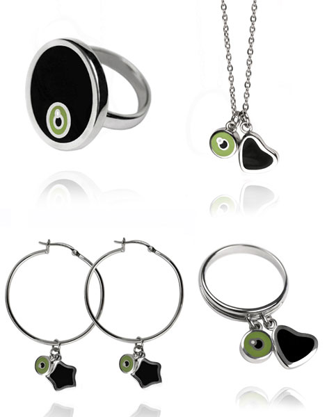 Mimi Vert Jewelry eye Collection 11
