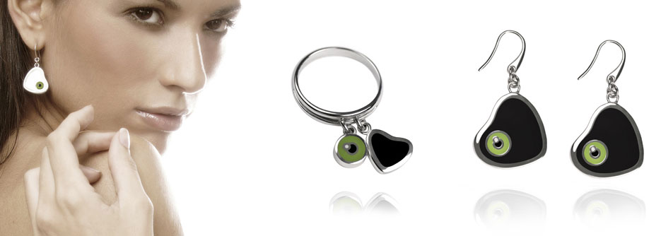 Mimi Vert Jewelry eye Collection 2