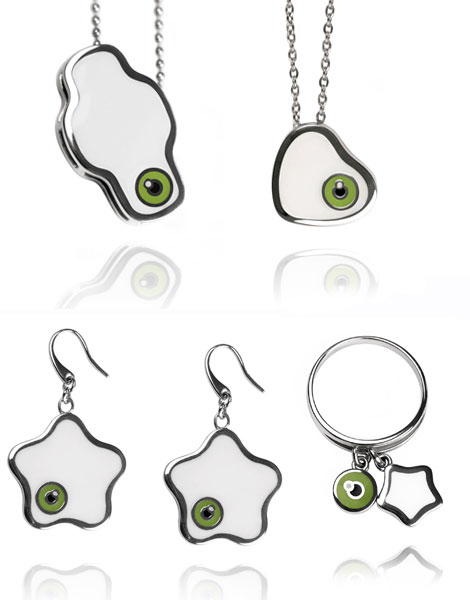 Mimi Vert Jewelry eye Collection 9