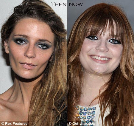 nicole richie before and after weight. efore and after weight