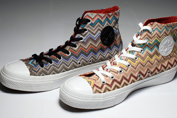 Converse Premium Chuck Taylor High By Missoni