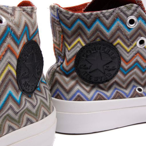 Missoni Converse Chuck Taylor sneakers 1
