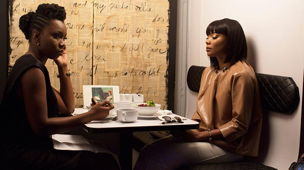 Miu Miu Ava DuVernay The Door with Gabrielle Union