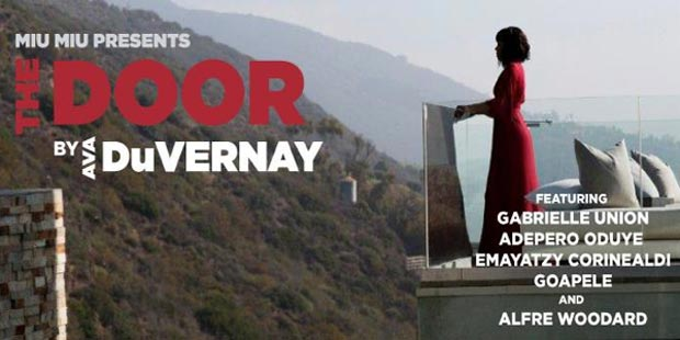 Miu Miu Ava DuVernay The Door