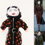 Miu Miu doll for Unicef inspired by catwalk collection