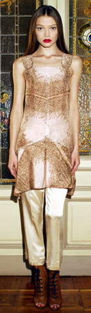 Miu Miu Resort Dress 2008