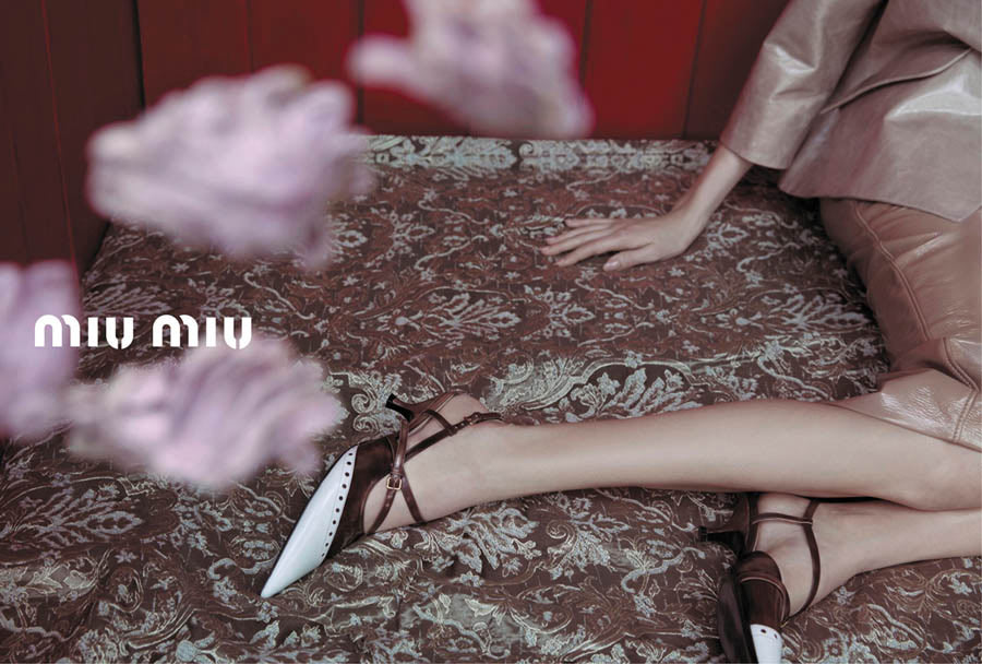Miu Miu Spring 2013 shoes