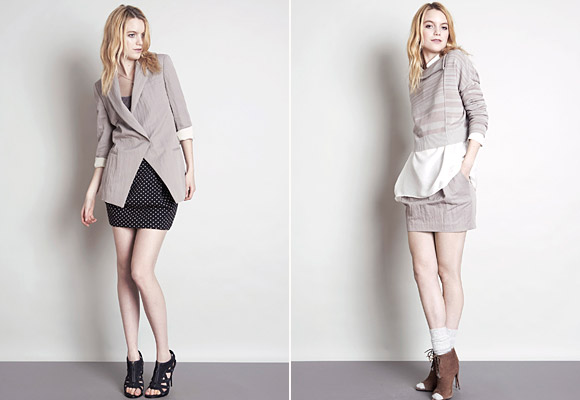 MK Ashley Olsen Elizabeth and James Fall 2010 collection 2