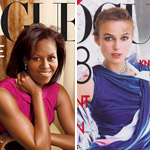 Michelle Obama Outsells Keira Knightley's Vogue