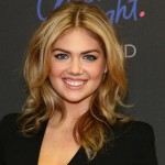 Model of the Year Kate Upton natural makeup