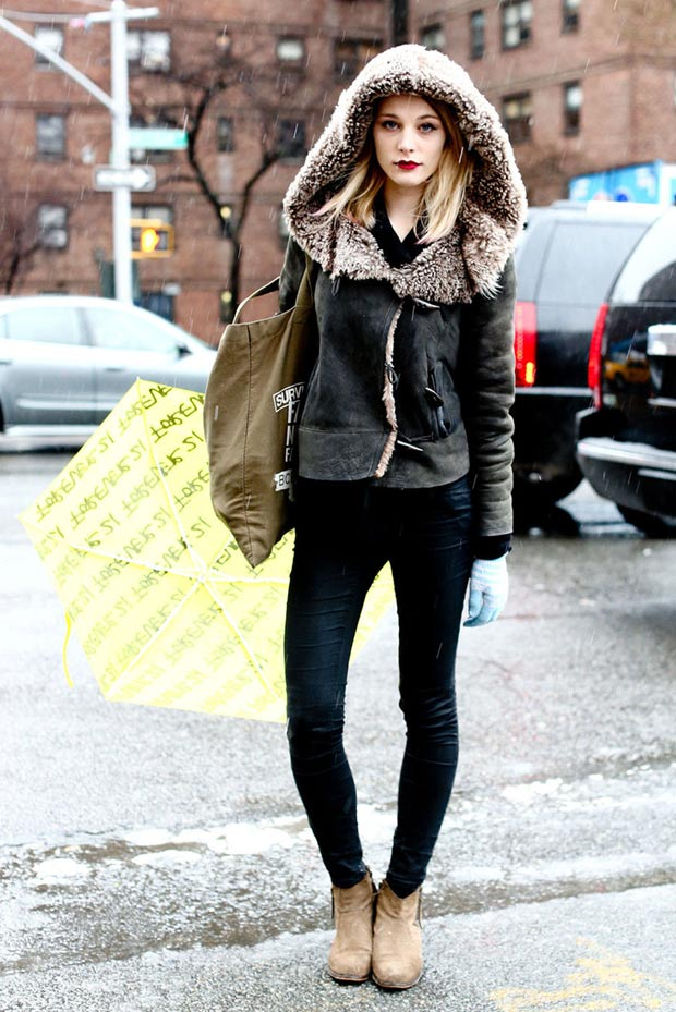 40 Models Winter Street Style Outfits For Inspiration Stylefrizz