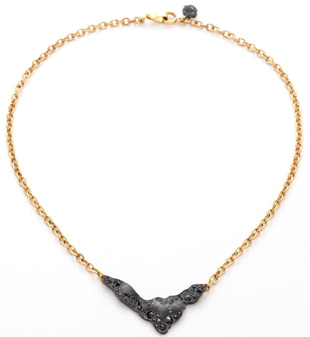 modern contamporary necklace by Todd Pownell