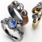 Modern contemporary rings Tap Todd Pownell
