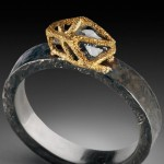 modern industrial ring Todd Pownell