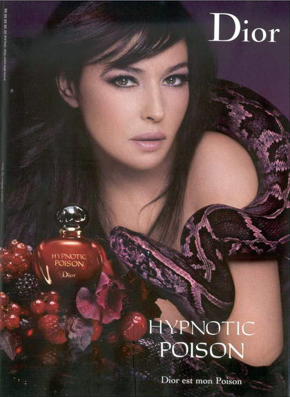 Monica Bellucci, Dior's Hypnotic Poison