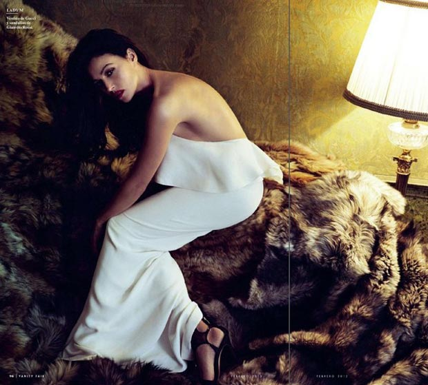 Monica Bellucci new photo Vanity Fair Spain