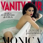 Monica Bellucci Vanity Fair Spain February 2013 cover