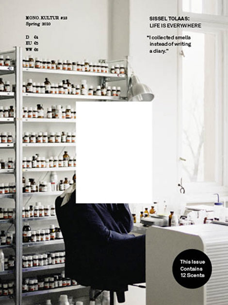 Mono.Kultur 23, The Perfumed Issue
