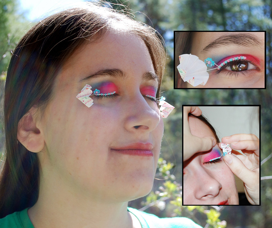 Dare To Wear The Cupcake Eyelashes Jewelry?